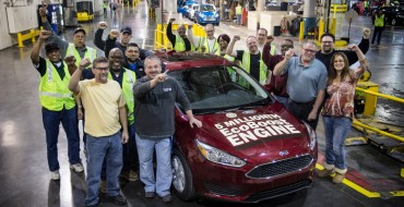 Ford Produces 5-Millionth EcoBoost Engine at Mich. Assembly Plant