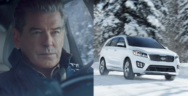 February Kia Sales: King James Down, James Bond Up