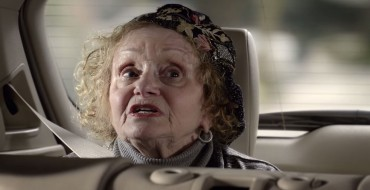 Who Is the Actress Playing the Awkward Grandma in BMW's X5 Commercials?