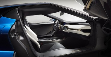 Ford Built 2017 GT Interior With Three Principles in Mind