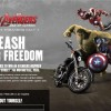 Win a Harley-Davidson Motorcycle, the Newest Member of <i>The Avengers 2: Age of Ultron</i>