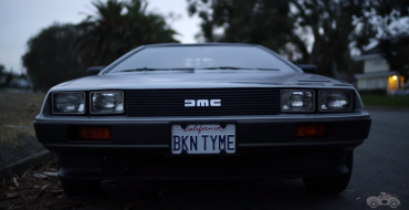 You Can Still Buy a Factory-New DeLorean