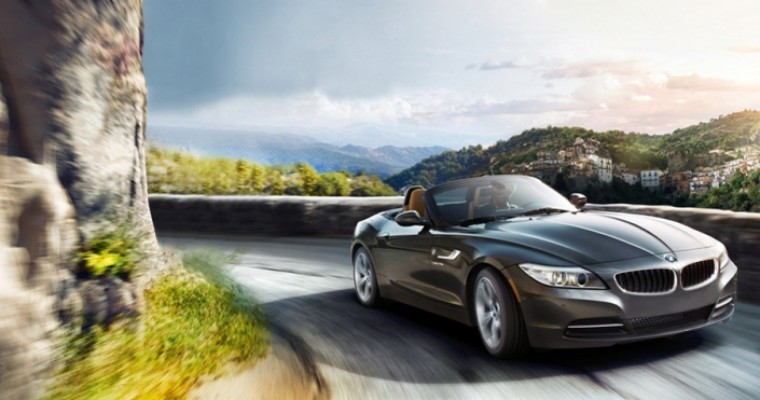 China Is a Party-Pooper: Why BMW's Z4 Roadster Is on Its Way Out
