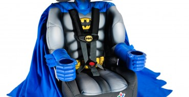 The 4 Most Awesome Superhero Booster Seats For Your Kids