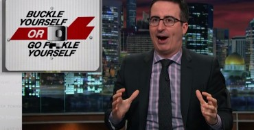 John Oliver Explains How Speeding Tickets Can Ruin Lives