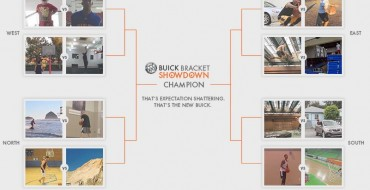 Buick Bracket Showdown Features Kids, Globetrotter, and Greek Freak (Oh My)