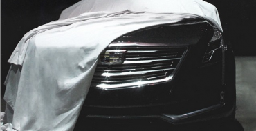 Cadillac CT6 Shows Some Skin in Instagram Teaser