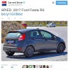 Check Out These Ford Fiesta RS Spy Shots