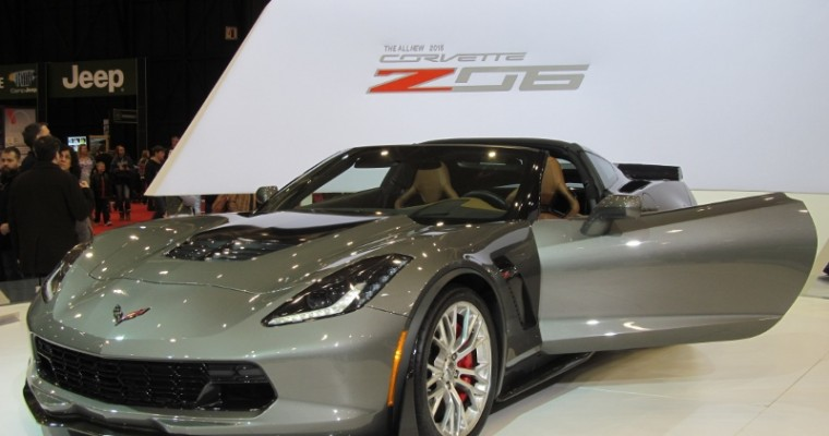Corvette Z06 and Camaro Z/28 Land on Hagerty Hot List 2015