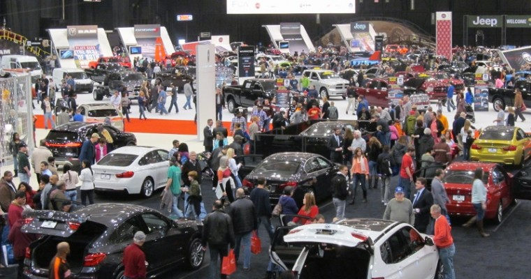 [PHOTOS] Highlights from the 2015 Cleveland Auto Show