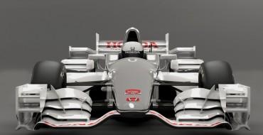 2015 Honda IndyCar Aero Kit Goes for Baroque