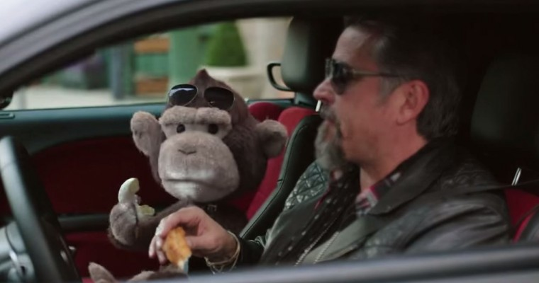 Dodge Law Ads Starring Richard Rawlings and a Monkey Puppet (Yes) Are a Miss