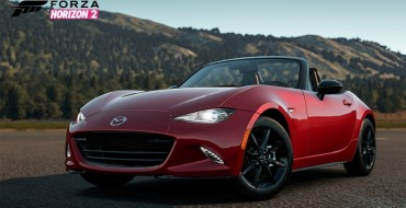 Win a 2016 Mazda MX-5 Miata in Forza Horizon's Time Trials Rivals Contest