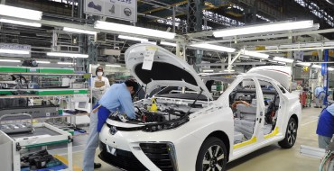 [VIDEO] Series Shows Making of Toyota Mirai