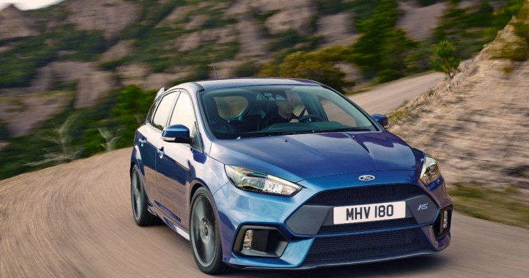 2016 Focus RS Debuts at Geneva Motor Show
