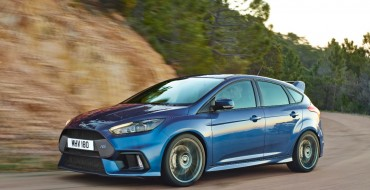 "Aussie Safety Experts Want Ford Focus RS ""Drift Mode"" Banned"