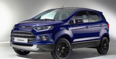 Ford of Europe Up 7.2% in April