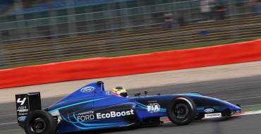Ford Reveals MSA Formula Single-Seat Racer at Geneva