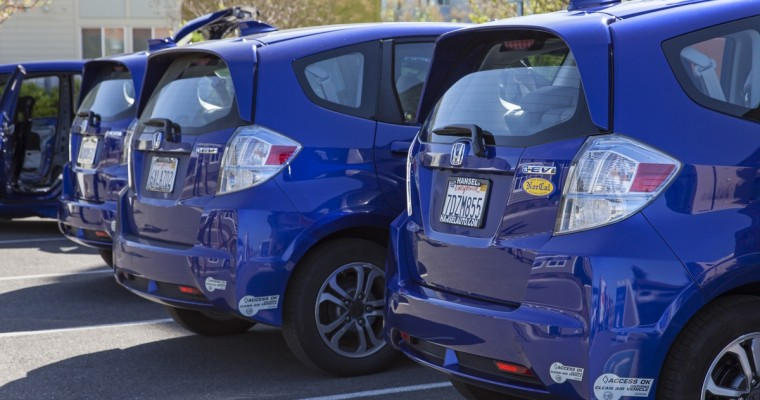 New Leasing Options Announced for Honda Fit EV