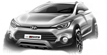 The Hyundai i20 Active Is Alive and Well, Debuting March 18<sup>th</sup>