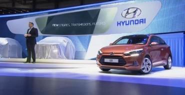 Hyundai's Geneva Presentation Promotes Tucson and Lineup Overhauls