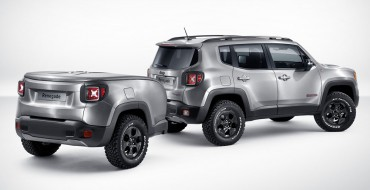 [PHOTOS] Did You Miss the Jeep Renegade Hard Steel Concept at Geneva?