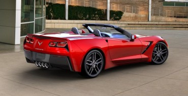 Enter to Win Jeff Gordon's 2015 C7 Corvette Stingray Convertible