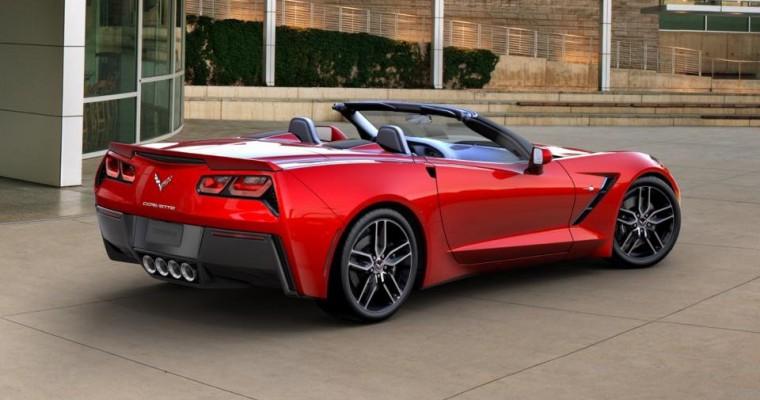 Enter to Win Jeff Gordon's 2015 C7 Corvette Stingray Convertible