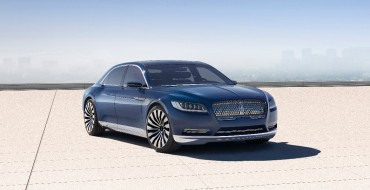 The Lincoln Continental Concept is Real, Turkeys!