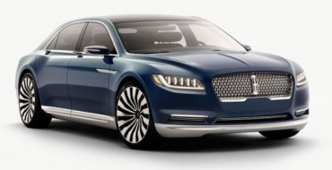 Bentley Designer: Lincoln Continental Concept Copies Flying Spur