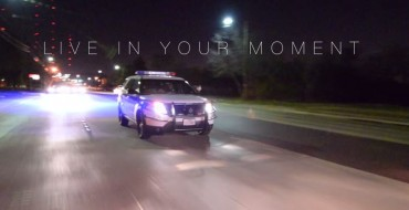 This Police Parody of Matthew McConaughey's Lincoln Ads is Really Good