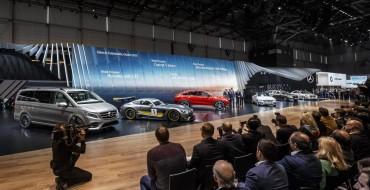 [PHOTOS] Mercedes at the 2015 Geneva Motor Show