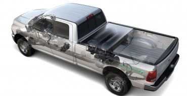 The Ram 2500 CNG Is Diversifying This Year