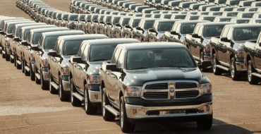 Ram Shoots for Largest Parade of Pickup Trucks Next Month