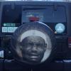 Celtics Fan's Jeep Wrangler Runs on LeBron James Tears