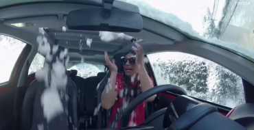 [VIDEO] Toyota Aygo Commercial Gets Revenge on Weather Forecasters