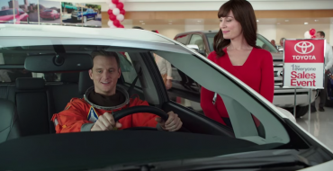 Toyota Jan's New Commercials: Puns, Bangs, and Selling Cars