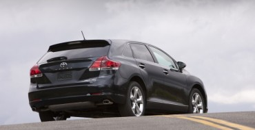 Another One Bites the Dust: Toyota Cuts Venza Crossover from Lineup