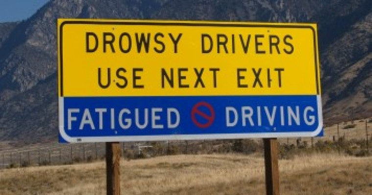 These Chevy Drowsy Driving Signs and Tips Could Not Come at a Better Time