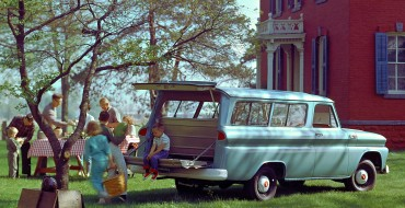 Chevy Suburban's Baby Pictures on Display in New Photo Album