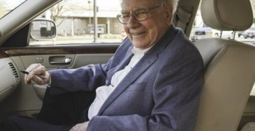 Warren Buffett's 2006 DTS Fetches $122K for Girls, Inc.