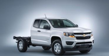 2015 Chevy Colorado Box Delete Package Announced