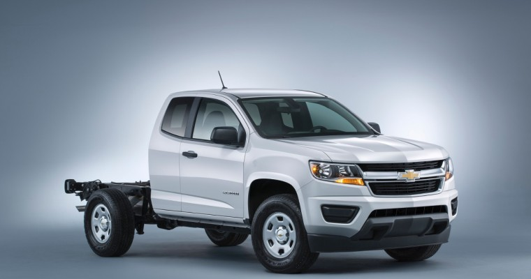 2015 Chevy Colorado Box Delete Package Announced