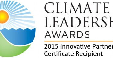 Chevy Earns EPA Climate Leadership Award