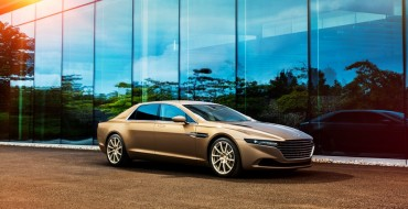 Aston Martin Lagonda Taraf Now Available in Europe