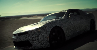 Chevy Offers Sixth-Gen Camaro Teaser in New Video