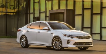 2016 Kia Optima Brings Rich Merlot and Dark Aubergine to NYC