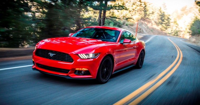 2015 Ford Mustang Has Another Amazing Sales Month in April