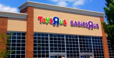 Man Crashes Car, Runs Naked Through Toys-R-Us