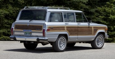 Dealers to Get First Peek of 2018 Jeep Grand Wagoneer in Vegas This August